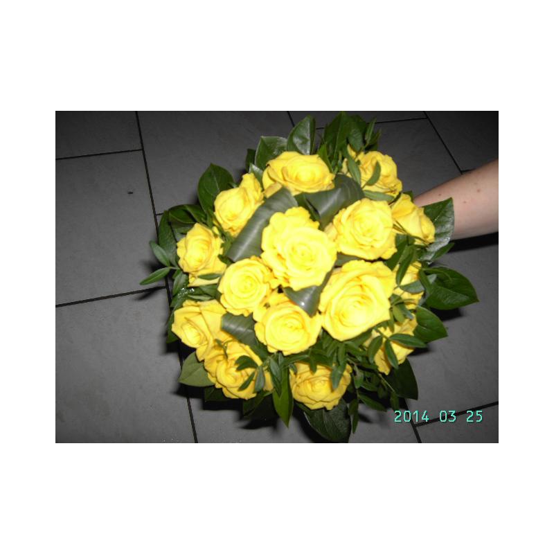 Gule roser nr 3 - 1