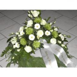 extra båndender leveres i Hvid, Lilla eller Grøn