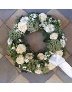 Buketter og blomster til begravelse
